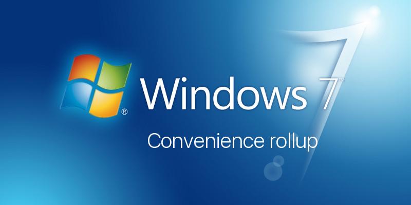Convenience Rollup Update: le « SP2 » de Windows 7 !