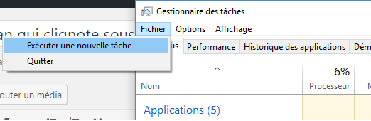 ecran-clignote-windows-10
