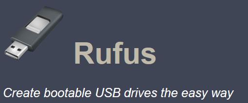 Créer une clef USB Bootable