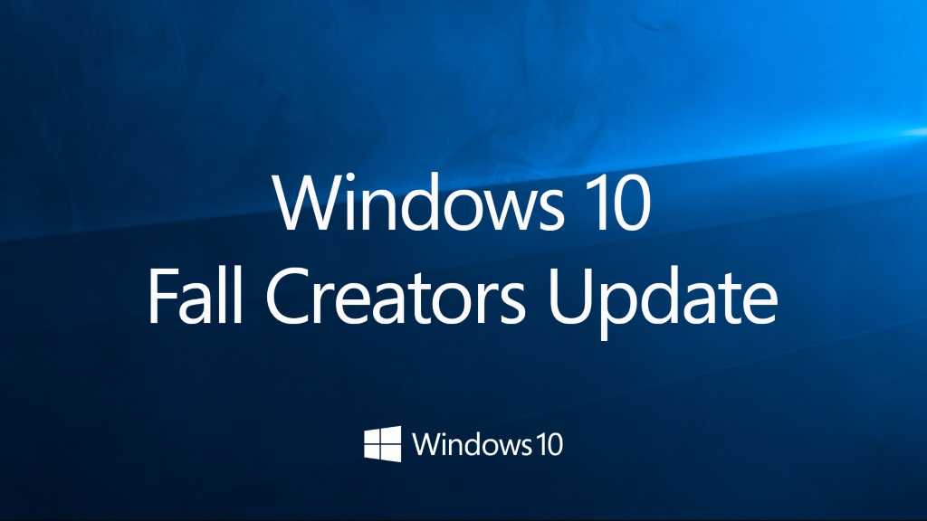 Télécharger la dernière version de Windows 10, Fall Creators Update