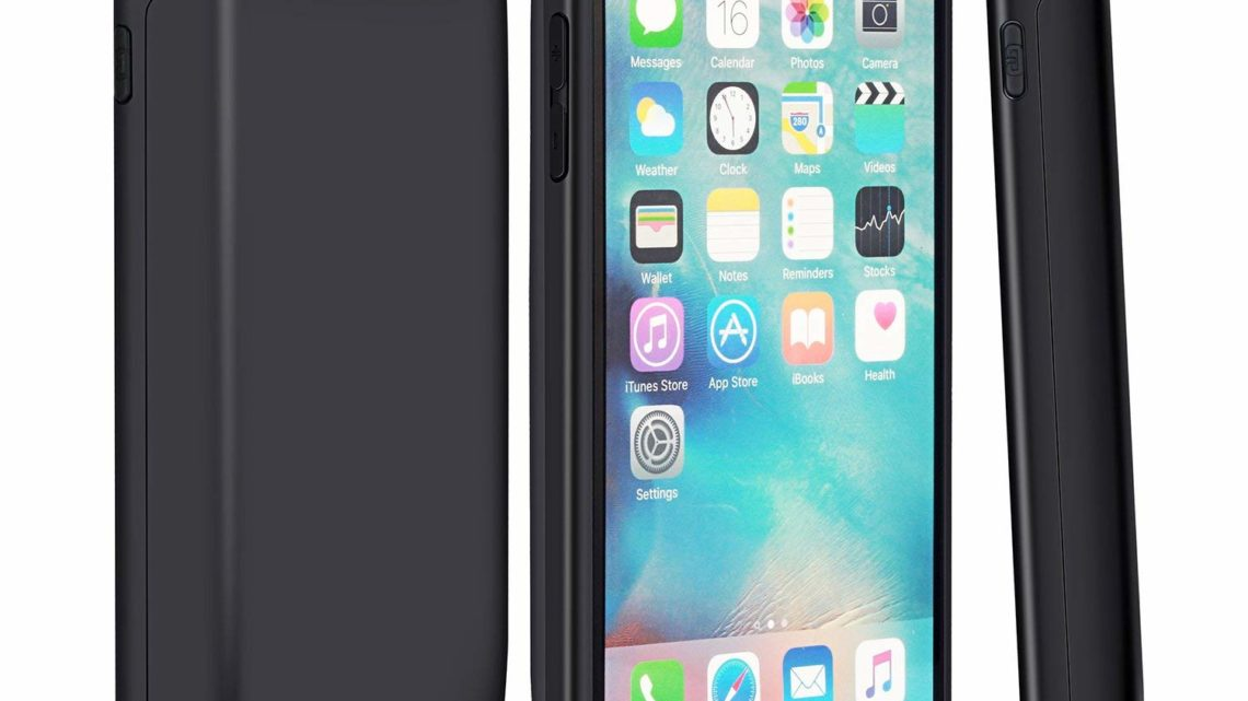 TEST: Coque batterie pour Iphone 6/6S