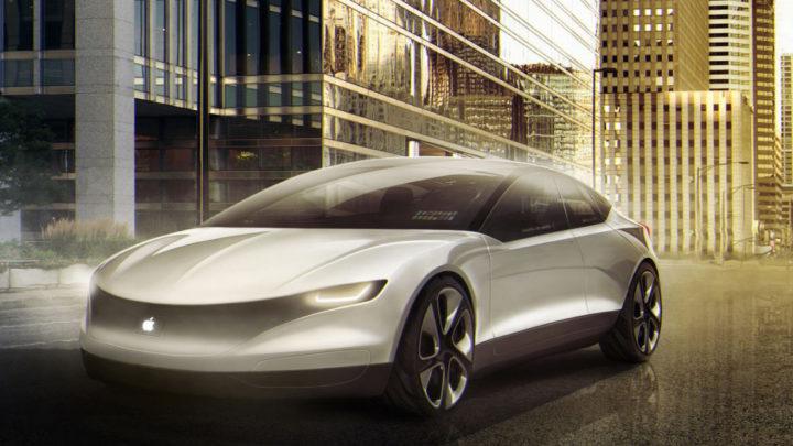 Une voiture autonome Apple ?