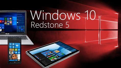 Windows 10 Redstone 5, quelles seront les nouveautés ?